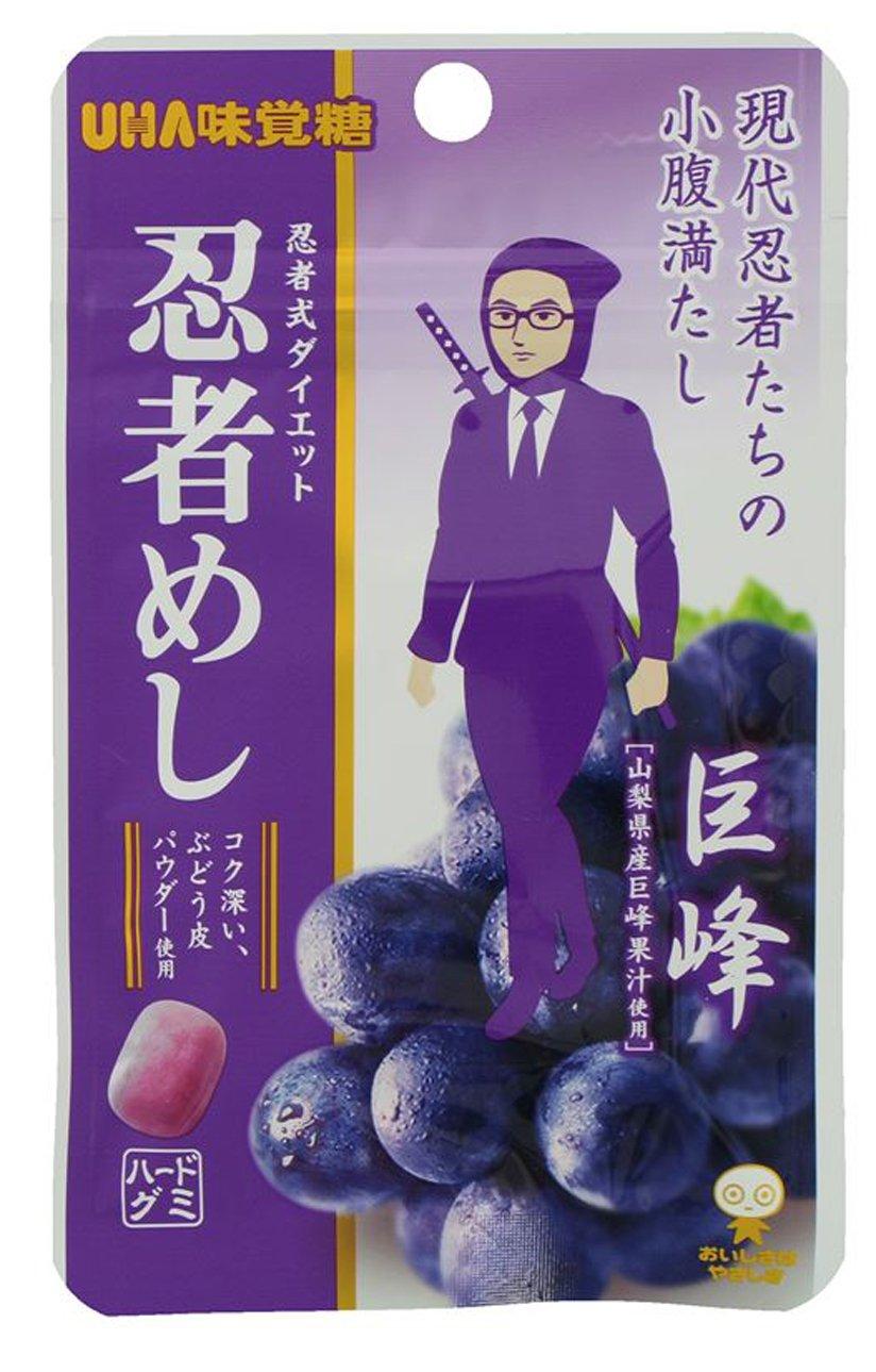 Sabor sabor a az?car Shigekikkusu arroz Ninja sabor de uva ...