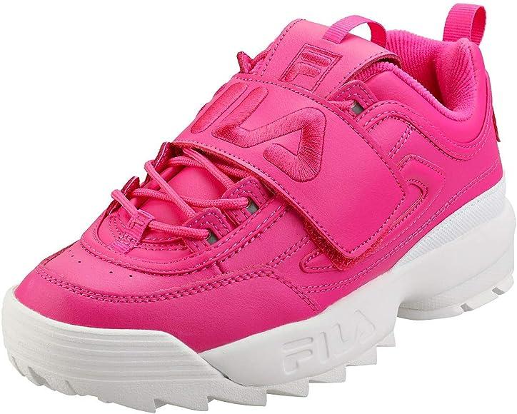 Fila Disruptor 2 Applique Mujeres Zapatillas Moda - 36 EU: Amazon ...