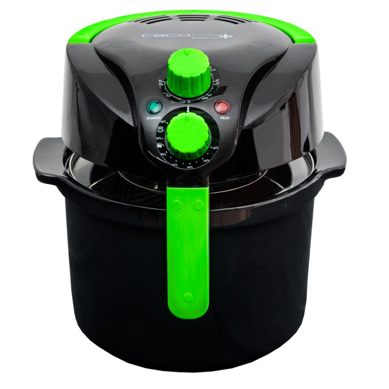 Cecofry - Friggitrice senza olio Compact Plus, capacità 5 l, 1.000 W Cecotec