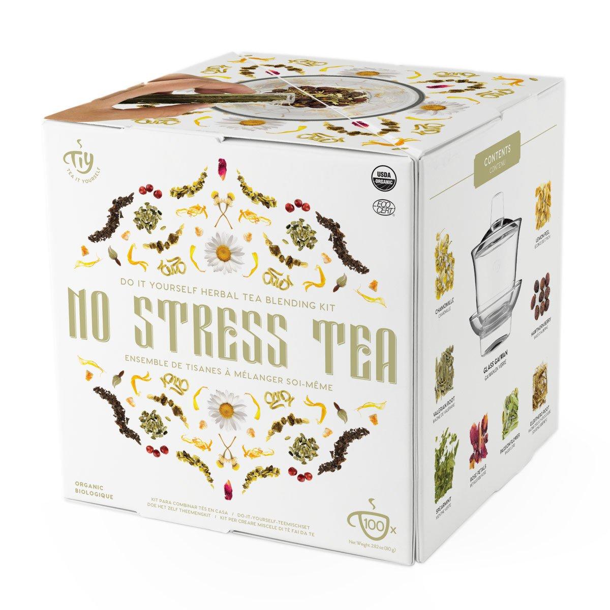 Amazon no stress herbal tea blending kit tea it yourself amazon no stress herbal tea blending kit tea it yourself health personal care solutioingenieria Images