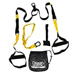 Protone suspension strap training system - Bodyweight Strength And Fitness Training System - Home Gym - Fitness