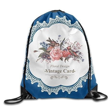 Kathleen tarjeta de diseño de flores con cara sonriente emoticono suave Casual mochila escolar libro bolsas