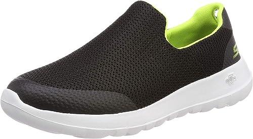 Skechers Herren Go Walk Max Focal Slip On Sneaker: XeZtr