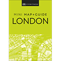 DK Eyewitness London Mini Map and Guide (Pocket Travel Guide)