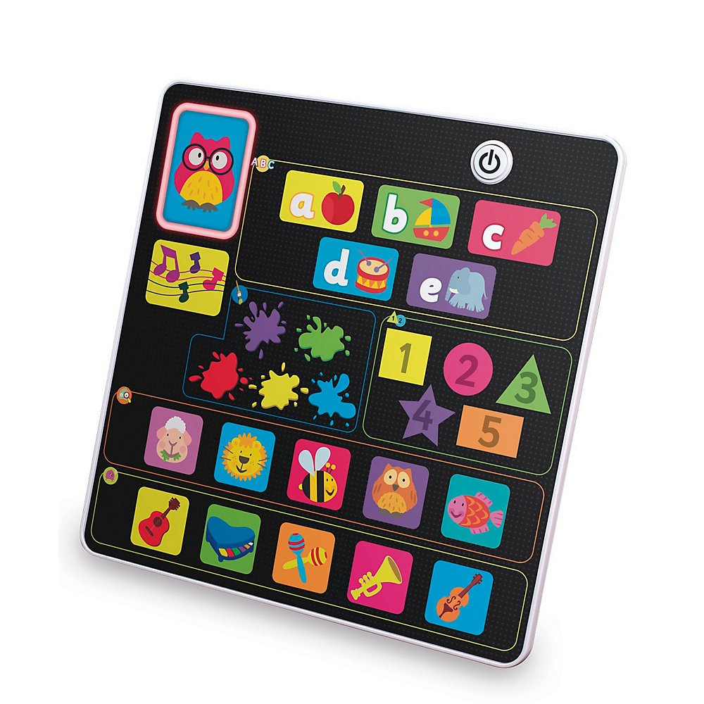 Centro de aprendizaje temprano figuras (Tablet) Early Learning Centre Mothercare 134334