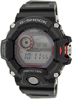 Casio Reloj Hombre de Digital con Correa en Resina GW-9400-1ER