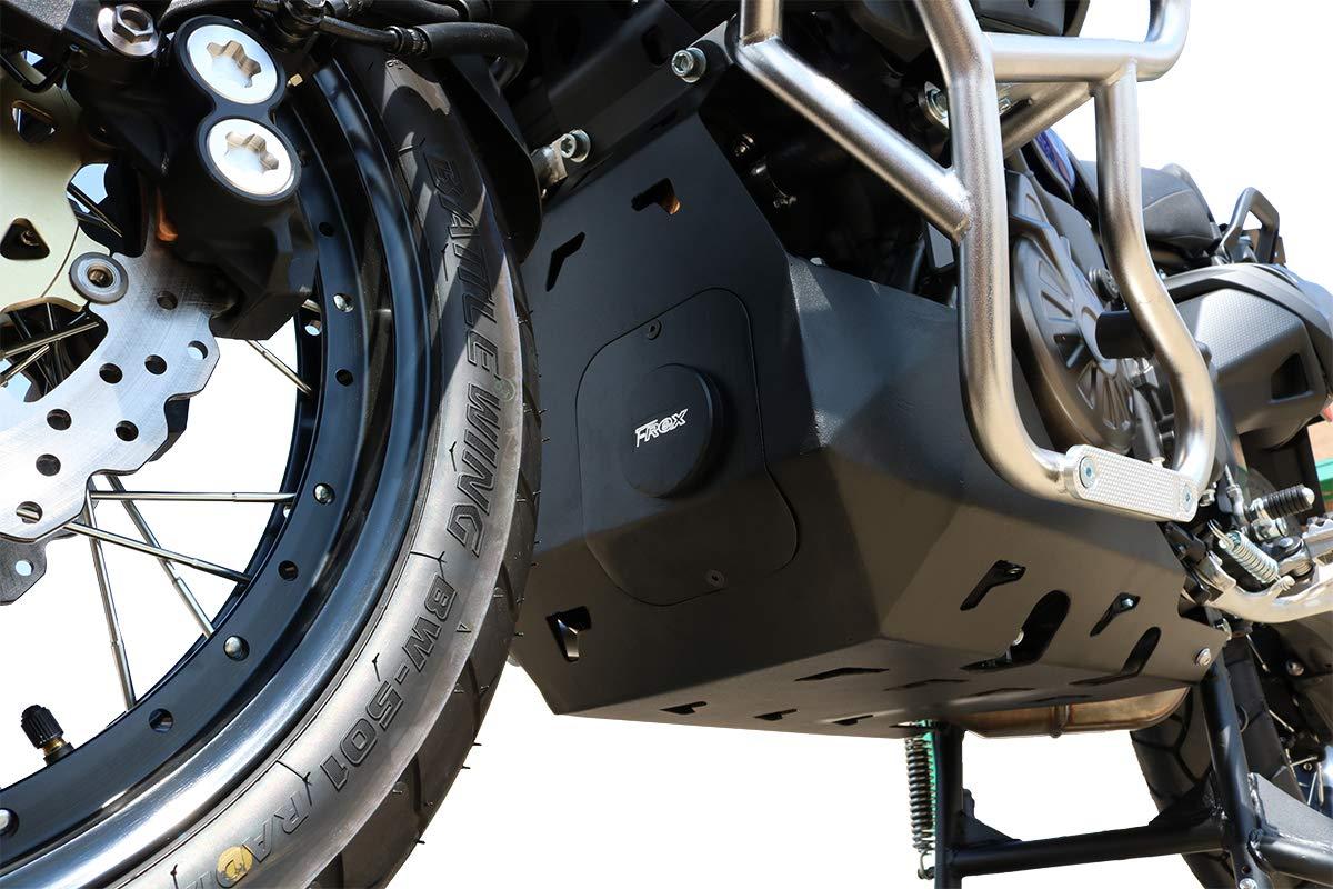 V-Strom T-Rex Racing Radiator Guard for Suzuki 2012-2019 DL650