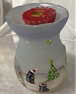 amazon com chesapeake bay candle penguin wax warmer home kitchen
