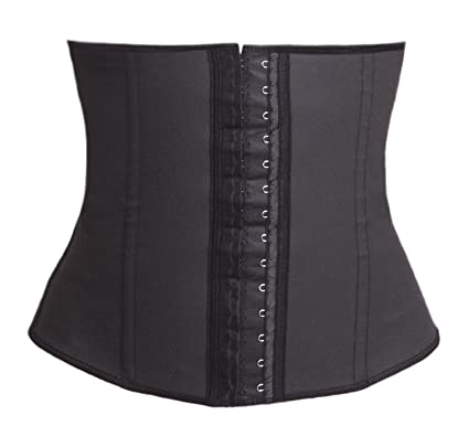 006f247d8 Esbelt Ipanema Corset, Posture and Back Support, Firm Shaping Corset,  Black, Small