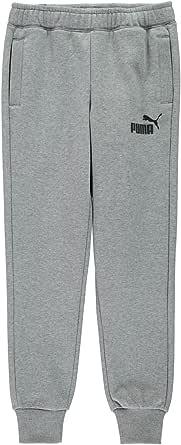 PUMA Pantalones de chándal para niños, estrechos