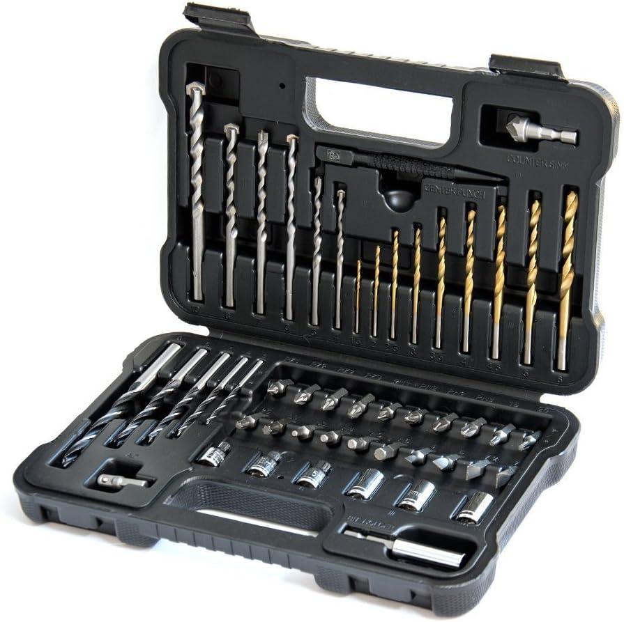 FMCK625D2SA-QW STANLEY FATMAX Perceuse /à percussion 18 V 27,200 ipm avec 2 batteries