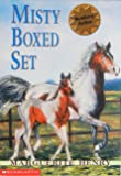 Misty Boxed Set (Misty's Twilight; Sea Star; Stormy, Misty's Foal; Misty of Chincoteague)