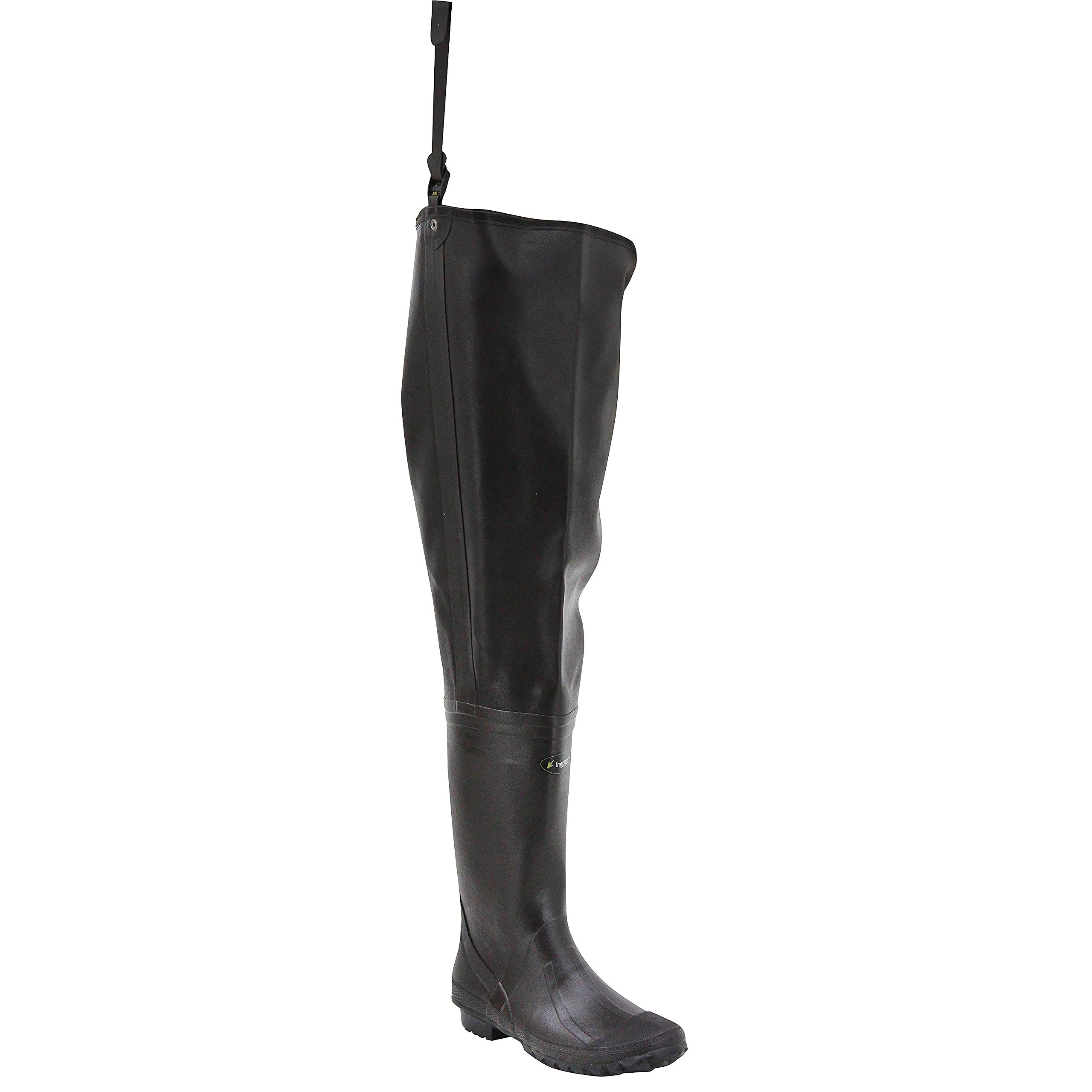 Frogg Toggs Classic Rubber Bootfoot Hip Wader, Youth, Cleated Outsole by Frogg Toggs