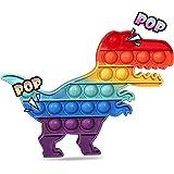 Brinquedos Sensoriais Push Pop Bubble Fidget para Crianças ou Adultos Alívio do Estresse Terapia Autismo, Anti-Ansiedade, Bri