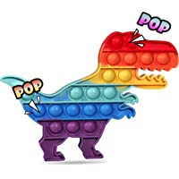 Brinquedos Sensoriais Push Pop Bubble Fidget para Crianças ou Adultos Alívio do Estresse Terapia Autismo, Anti-Ansiedade…