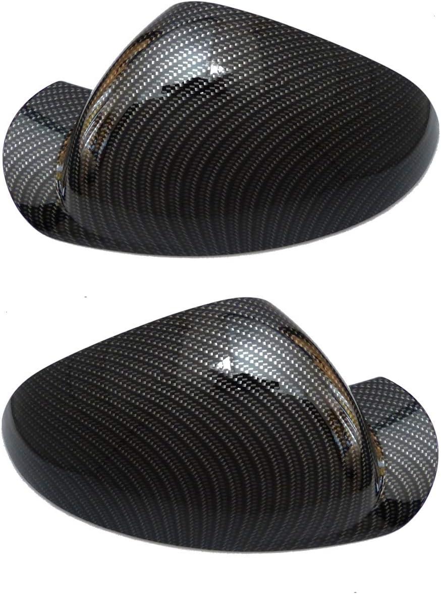Lot de coques de r/étroviseur pour Insignia Carbon Look