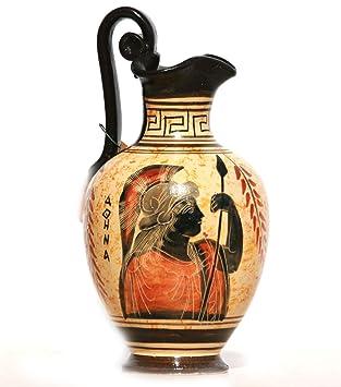 NEU Griechische Blumenvase 15 cm