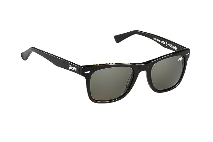 Superdry - Gafas de sol - para hombre Negro Gloss Black ...