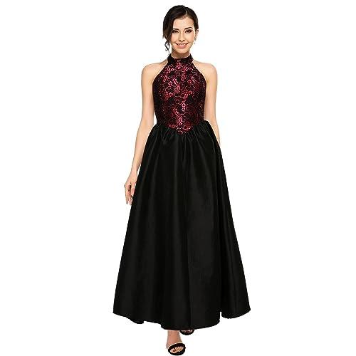 Christmas Long Formal Dresses Amazon