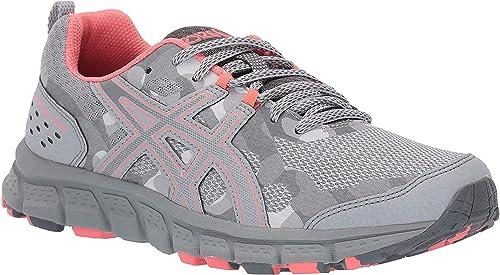Asics Gel-Scram 4 - Zapatillas de running para mujer, Gris (Gris ...
