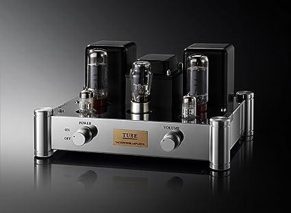 Amazon com: Hifi Class A Single End EL34 Tube Amplifier