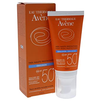 a45551cf01 Avene Very High Protection Emulsion SPF 50+ For Normal To Combination  Sensitive Skin: Amazon.co.uk: Business, Industry & Science