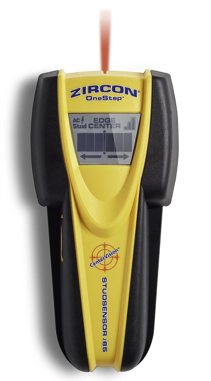 Zircon i65 Dé tecteur scanner mural Jaune Z62128