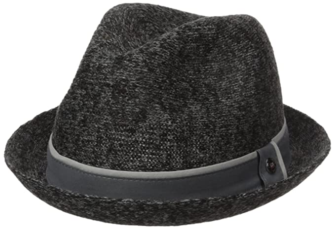 Amazon.com: Ben Sherman – Chaqueta varigated Knit Fedora ...