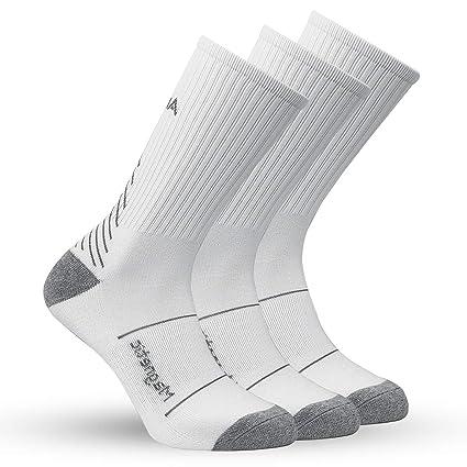 41b407c67122c IMITOR Calcetines de Senderismo para Hombre y Mujere Algodón Transpirable  Calcetines de Trekking Calcetines para Actividades