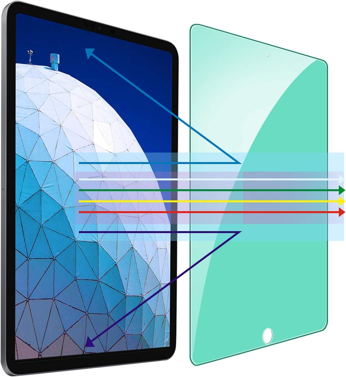 【Eye Protection 】Tiietone Green Light Eye Protection Screen Protector for Mini 5 2019 / iPad Mini 4 (7.9