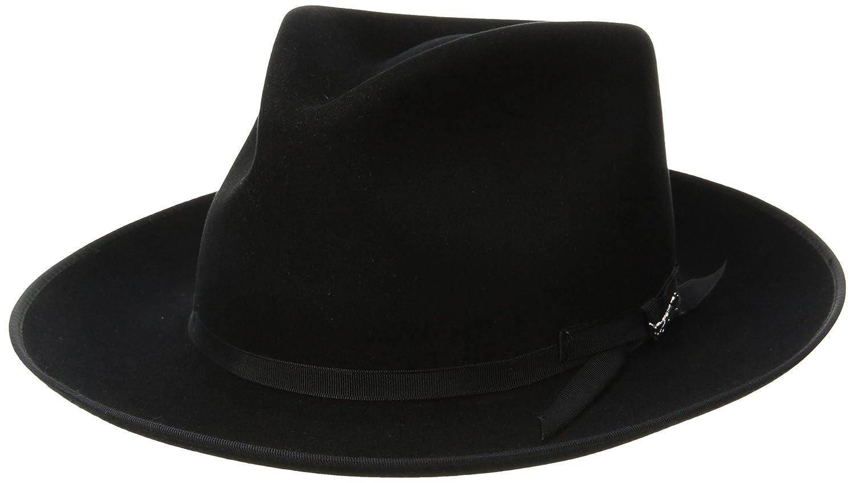c2e675992cf9c Stetson Men s Stratoliner Royal Quality Fur Felt Hat at Amazon Men s  Clothing store