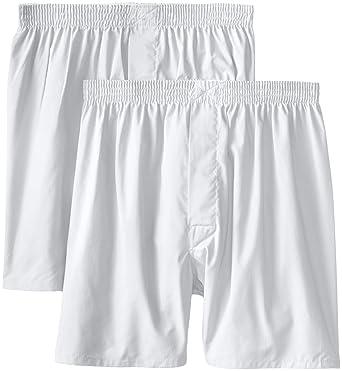 07ef95f87131 Munsingwear Men's 2-Pack Woven Boxer at Amazon Men's Clothing store: Boxer  Shorts