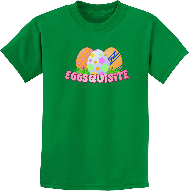 TOOLOUD Eggsquisite Toddler T-Shirt Dark
