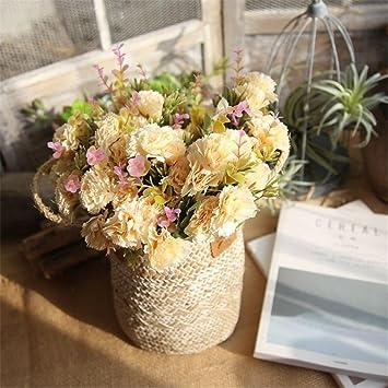 Xshuai Kunstliche Gefalschte Blumen Nelken Xshuai Bunte Blumen
