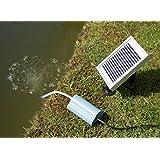 Bradshaws Solar Oxygenator Solar Luftpumpe