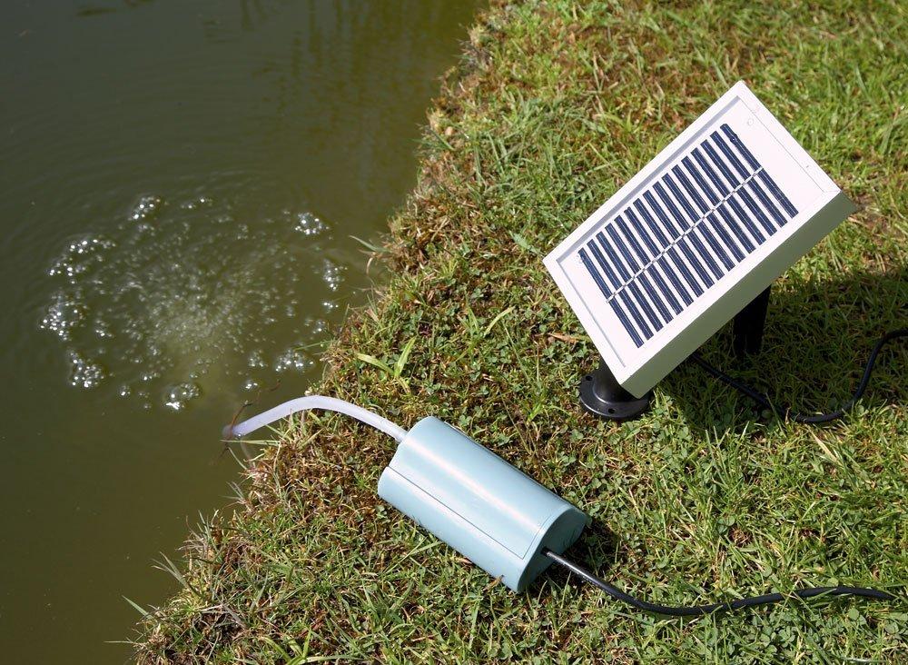 PondKraft Solar Oxygenator