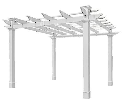 Backyard Discovery Cedar Pergola 12 by 10