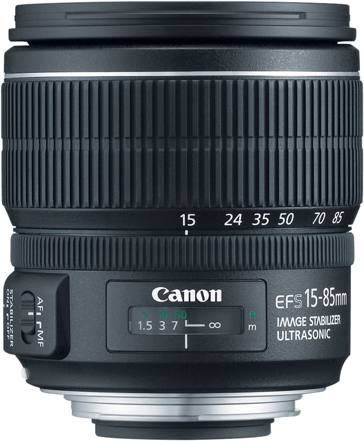 Canon EF-S 15-85mm f/3.5-5.6 IS USM UD : Best Lens for Car Photography