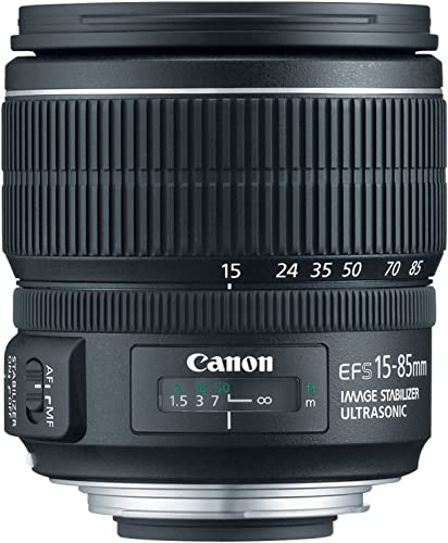 Canon EF-S 15-85mm f/3.5-5.6 IS USM UD Standard Zoom Lens