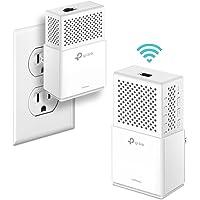 AV1000 Gigabit Powerline Dualband AC Wi-Fi Extender Kit, 1 Gigabit Port, Powerline Speeds Up to 1000Mbps (TL-WPA7510 KIT)
