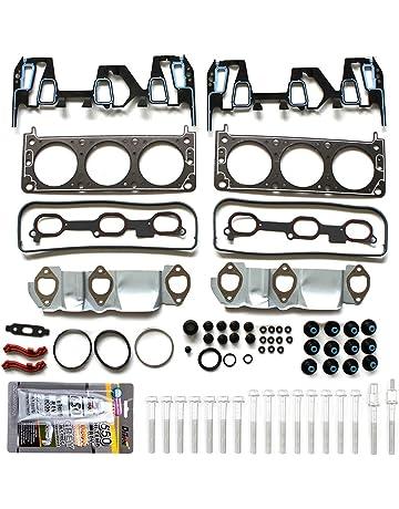 Engine Intake Manifold Gasket Set WD EXPRESS fits 07-13 BMW 328i 3.0L-L6