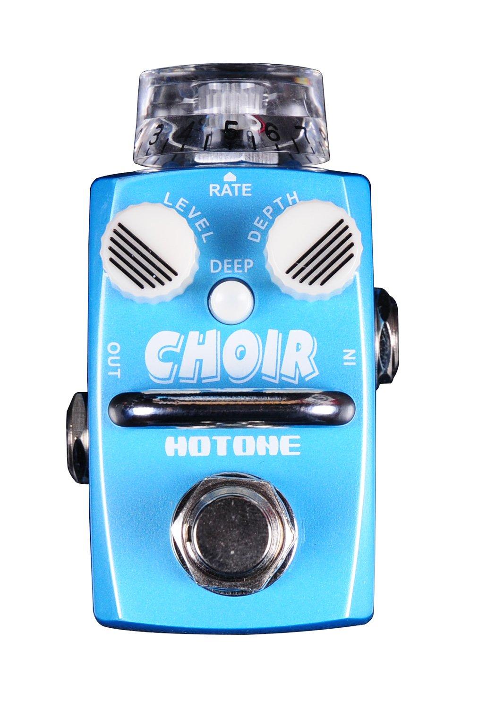 Hotone Skyline Series CHOIR Compact Chorus Guitar Effects Pedal