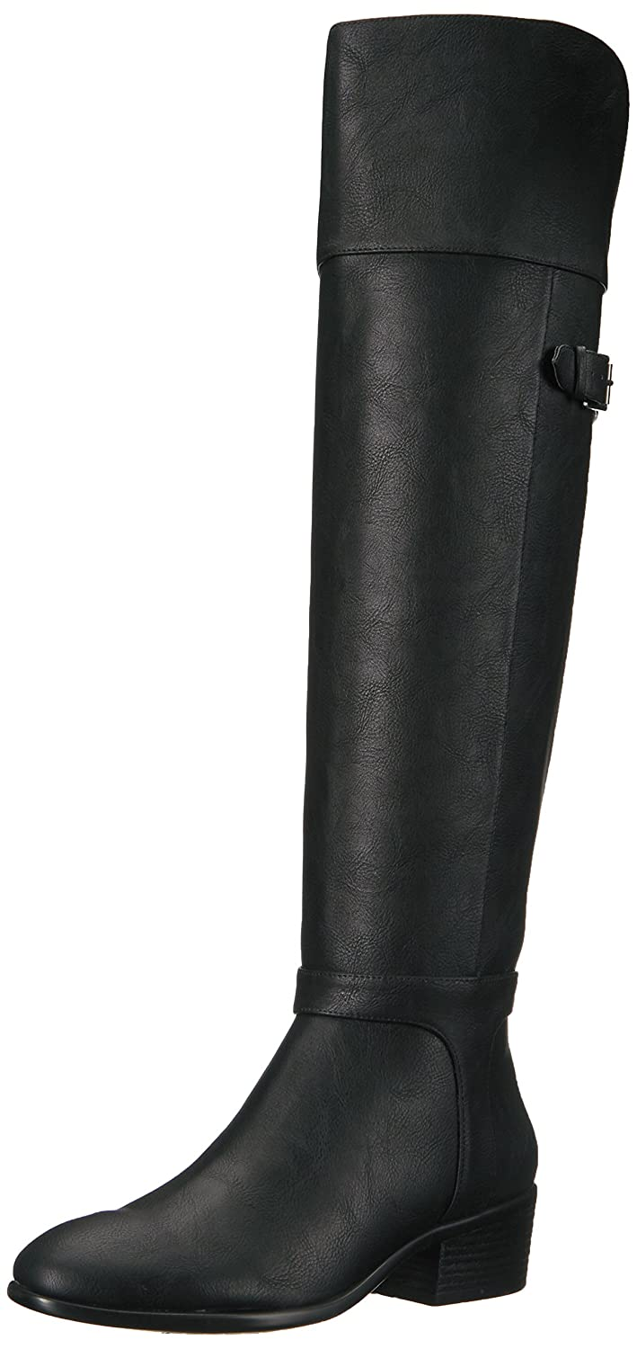 Aerosoles Women's Mysterious Over The Knee Boot B071S2KLZN 5 M US|Black