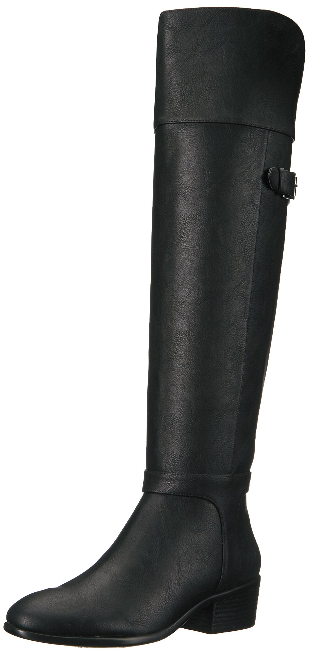 A2 by Aerosoles Women's Mysterious Over The Knee Boot, Black, 9.5 M US