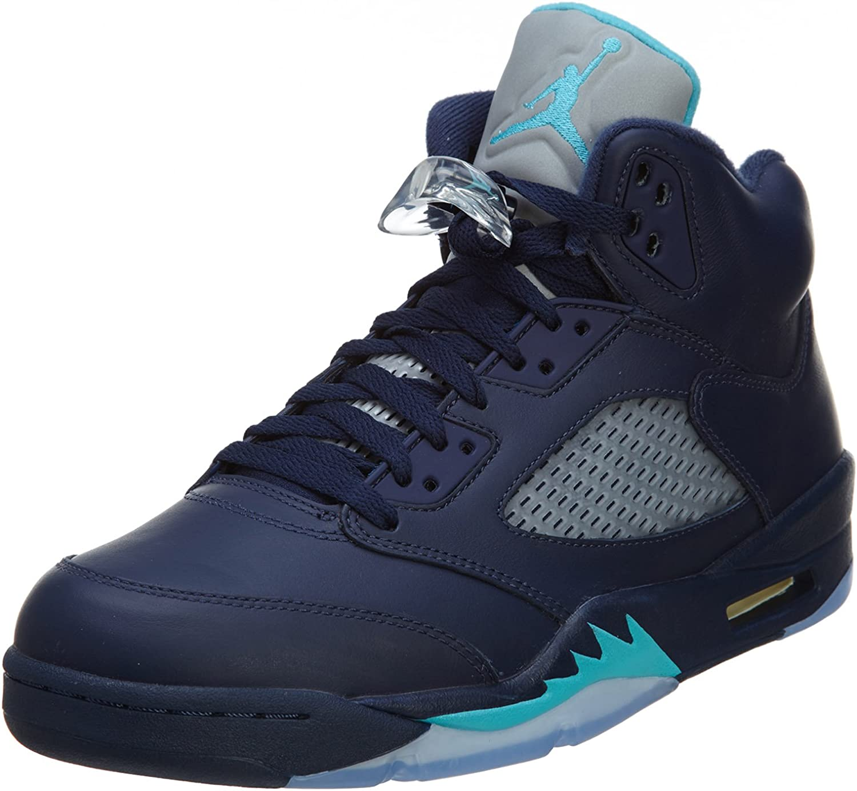 Air Jordan 5 Retro Fitness Shoes