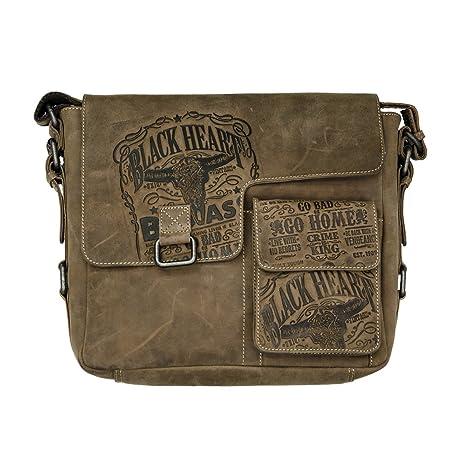 Jacks Inn 54 Bolso bandolera, Vintage Brown (marrón) - LT54768-02 ...