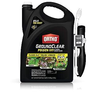 Ortho GroundClear Poison Ivy & Tough Brush Killer