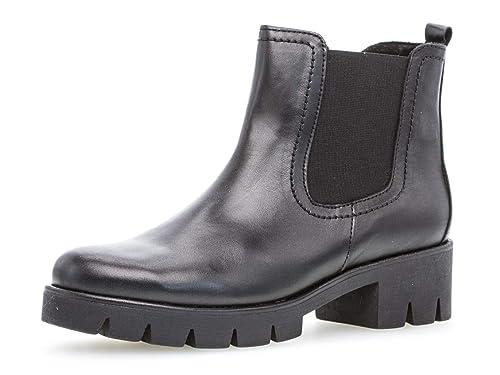 Gabor Damen Ankle Boots, Frauen Chelsea Boots,Best Fitting