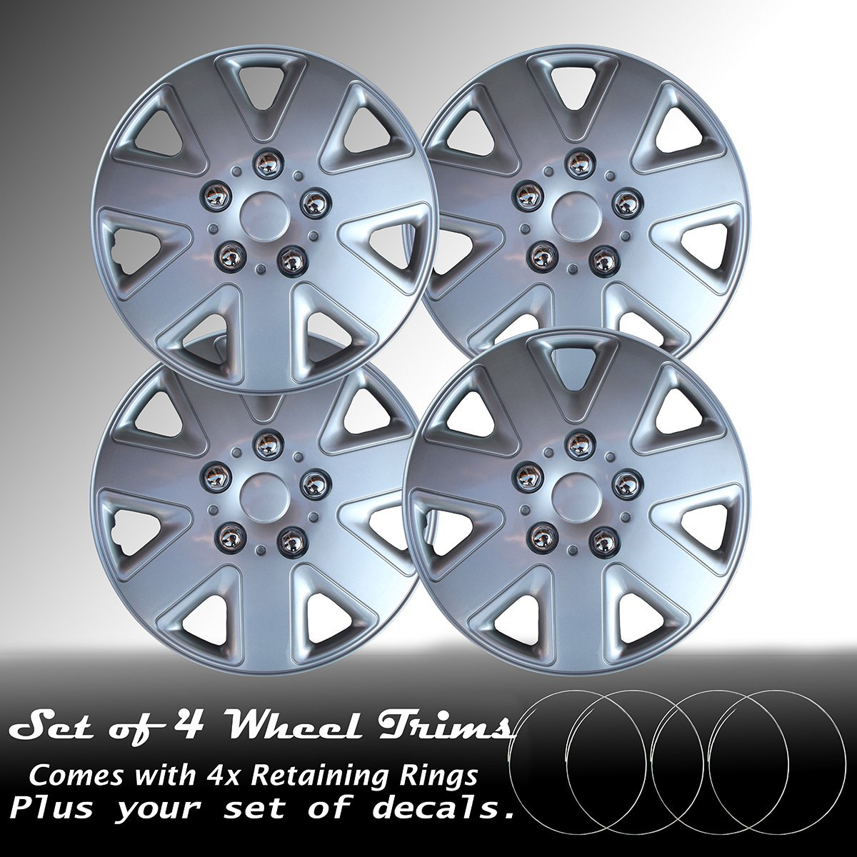 Wheel Trims 15 CITROEN XSARA PICASSO 00-09 Set