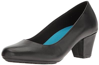 78e39713377 Dr. Scholl s Shoes Women s Executive Work Shoe Black ...